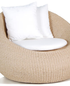 Elana Wicker Club Chair Hospitality Hotels Spas Luxury Contract Pool Patio Furniture