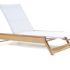 Eli Chaise Lounger Modern Pool Terrace Lounge Furniture Hospitality