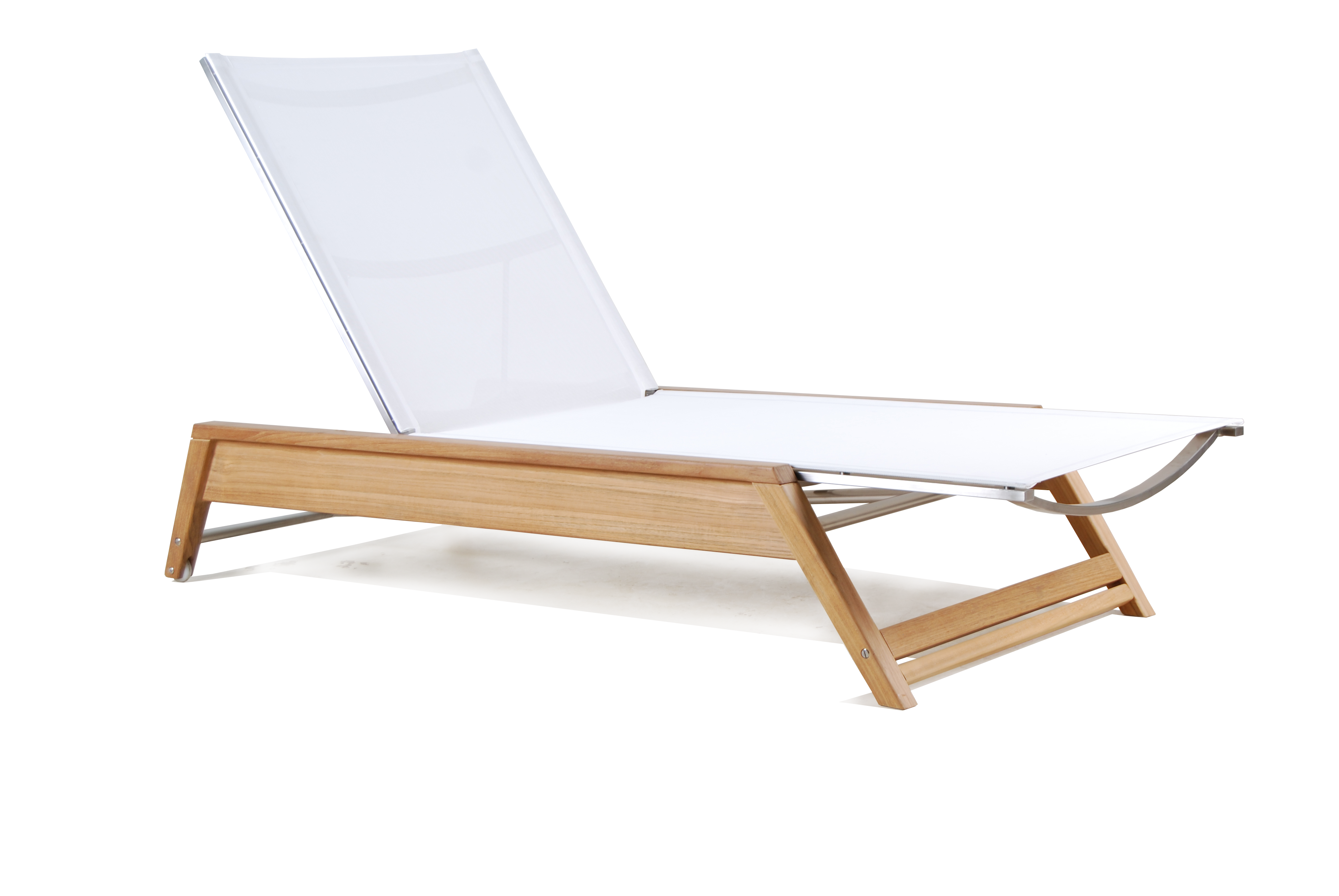 Eli Chaise Lounger Stellar Couture Outdoor