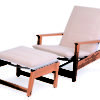 Eli Reclinable Club Chair Modern Pool Terrace Lounge Furniture Hospitality 3