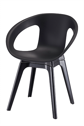 Elisha Dining Chair Restaurant Commercial Stackable