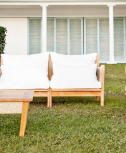 Leo 2 Seater Sofa Contract Outdoor Furniture
