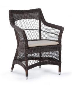 Malibu Dining Chair Stellar Traditional Patio Restaurant Furniture Contract Tropical Design
