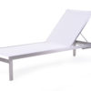 Patt Chaise Lounger Batyline Stainless Steel Chaise Lounger Luxury Contract Outdoor Furniture 1