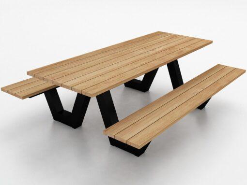 teak-picnic-table-top