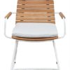 Ronda Luxury Teak Dining Chair Restaurant Contract