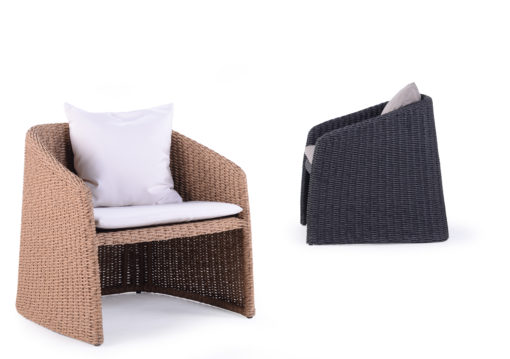 Elano Club Chair Traditional Outdoor Patio Furniture
