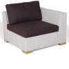Weave Corner Piece Contract Outdoor Furniture Hamptons Florida