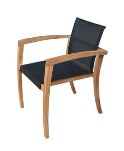 Modern Teak Batyline Dining Chair