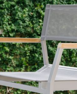 Alar Dining Chair Contract Outdoor Furniture