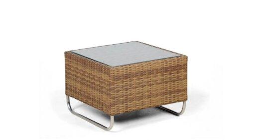 Delmer Coffee Table Wicker Hospitality Patio Furniture