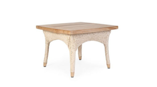 Elana Teak Coffee Table Wicker Teak Traditional Contract Outdoor Furniture All Weather
