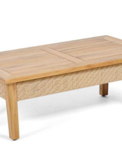 Leo Coffee Table Traditional Patio Outdoor Furniture