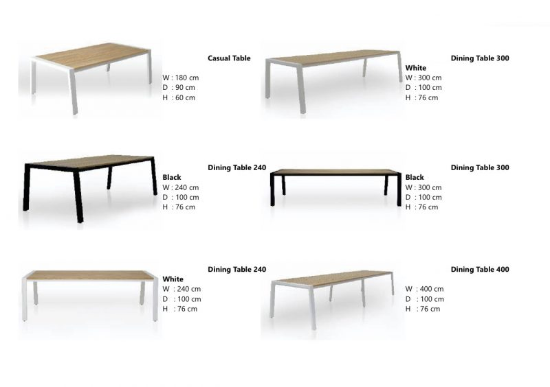 XL dining table, extra long dining table, extra long outdoor dining table, teak outdoor dining tables , Commercial tables , Hospitality furnitures, teak dining tables