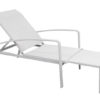 August Extendable Chaise White Hospitality 2