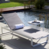 Averon contemporary modern outdoor living sectional chaise lounge lounger contract hospitality hotel restuarant beach club house miami fl hamptons ny los angeles ca