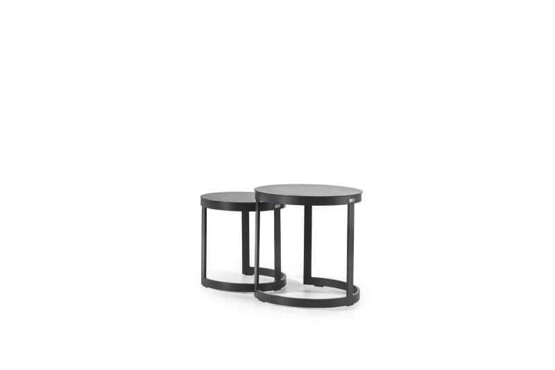 Round outdoor coffee table Designer Dream Coffee Table Black Round Modern Outdoor Coffee Table Contract Hospitality Hotel Restuarant Beach Club House Parentplacesite Dream Round Coffee Table Stile Couture Outdoor