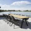 Dream dining table outdoor hotel pool furniture vegas boston greenwich palm beach