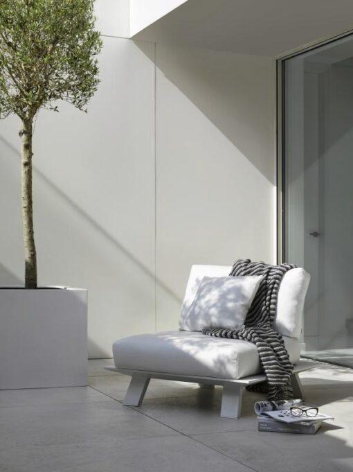 Dream sofa white outdoor club chair contract hospitality hotel restuarant beach club house miami fl hamptons ny los angeles ca