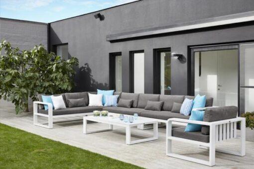 Firm c modular outdoor sofa contract hospitality hotel trade