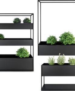 Garden Ease Wall Shelves Planter
