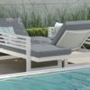 Sectional balcony multipurpose outdoor furniture 1