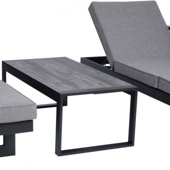 Sectional balcony multipurpose outdoor furniture 3