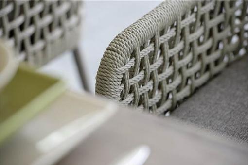 agreta dining luxury rope contemporary outdoor furniture