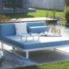 averon multifunction daybed 2 seater ottoman combination