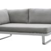 averon right sofa module element white