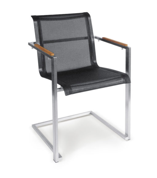 Centauro Cantilever Dining Chair Stackable