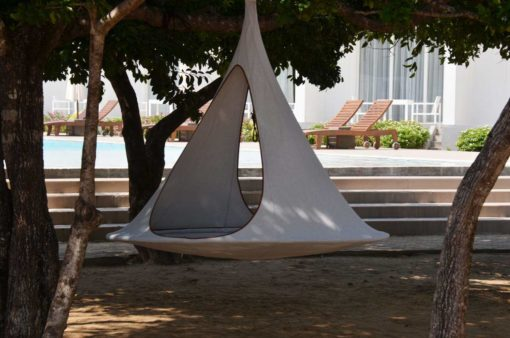 Abode open modern hammock tree swing 4