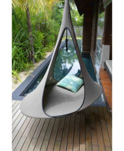 modern hammock covered canopy stand colors tree indoor swing camping glamping