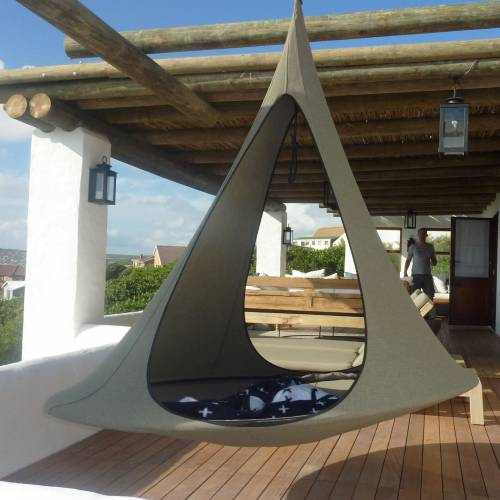 Tipi Modern Swing Hammock 2 Couture