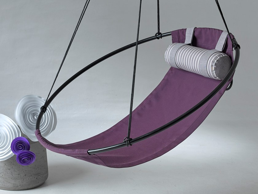 Hoop Modern Hanging Swing Chair Couture Outdoor