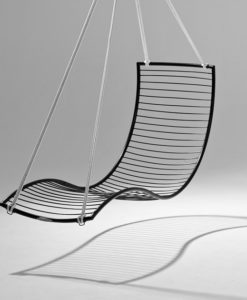modern swing chair