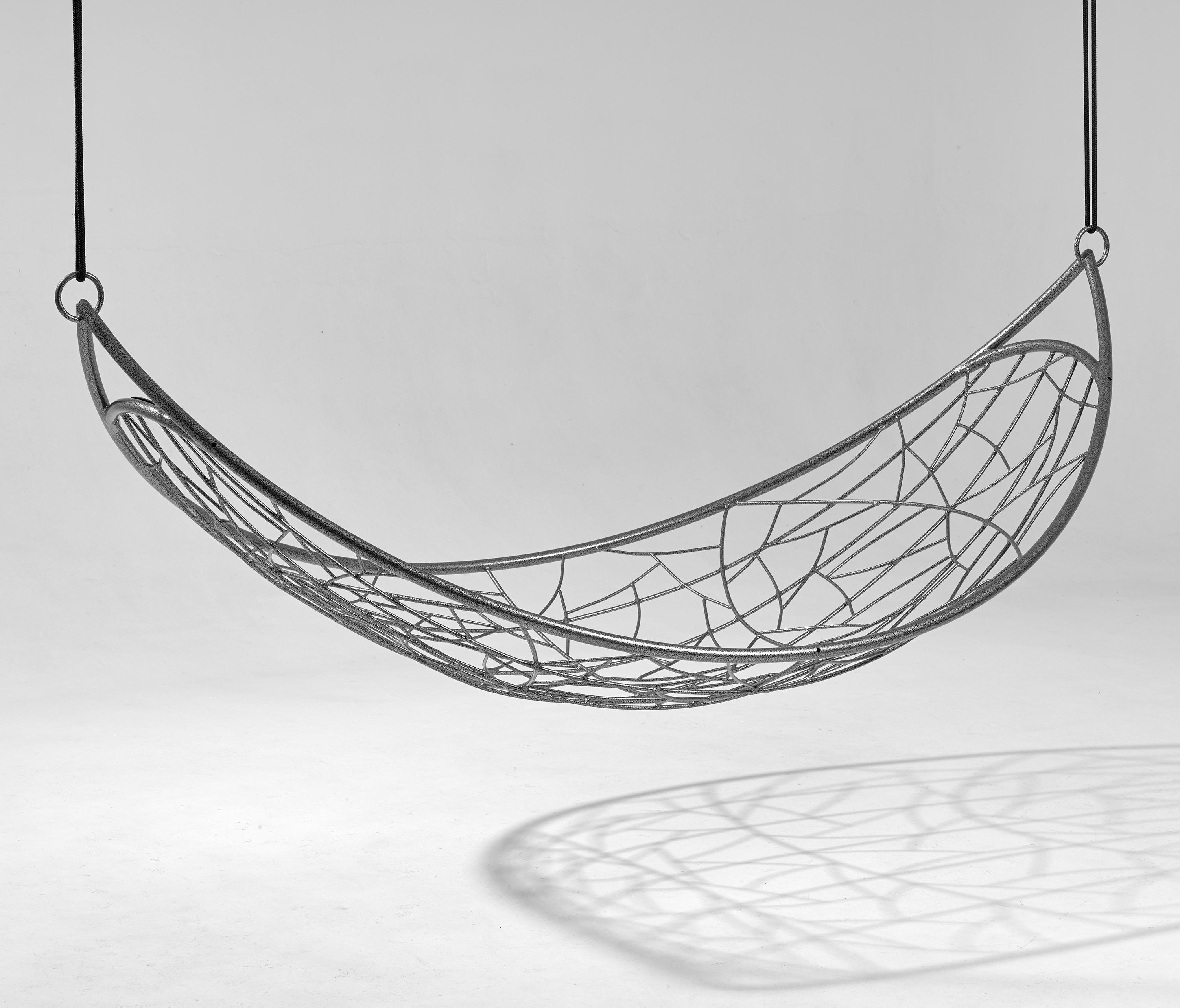 Moon 4 Modern Hammock Hanging Designer Swing Chair Daybed Lounge Hotel  Contract Furniture Luxury