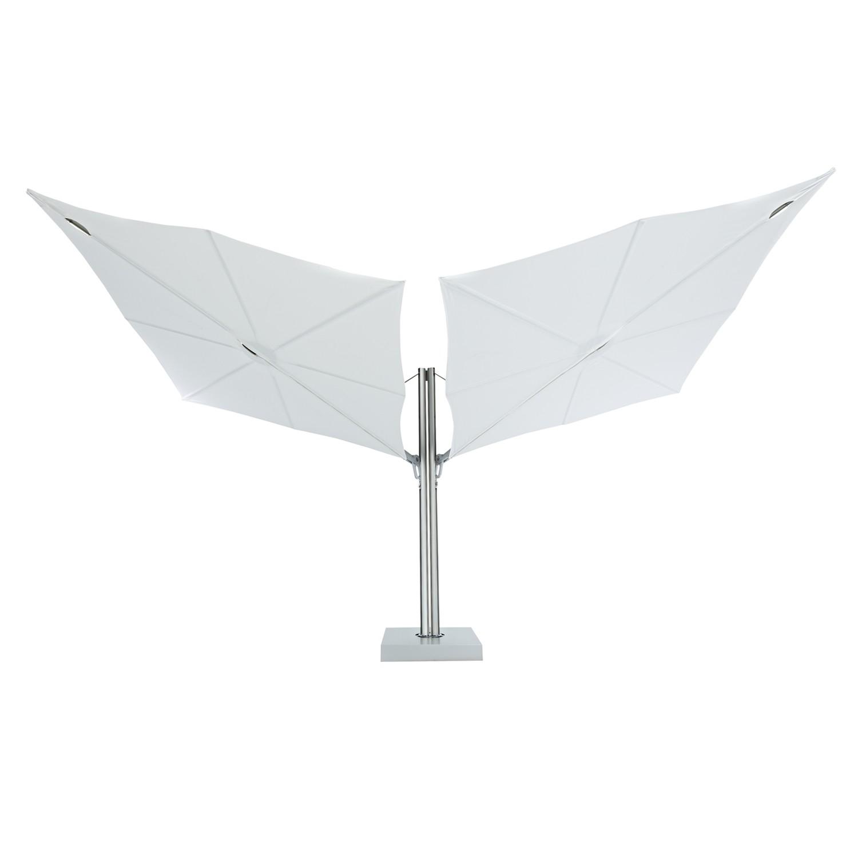 Hudson 2 Double Cantilever Umbrella Adjustable Tilt Duo