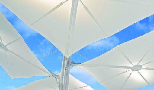 cantilever adjustable umbrella