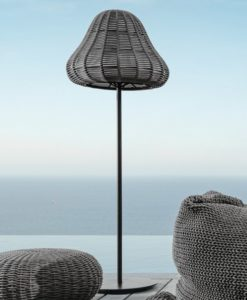 Jessi Outdoor Lamp Rope Luxury Outdoor Contract Residential Furniture