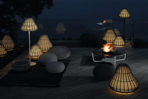 Jessi Outdoor Lamp Rope Modern Outdoor Furniture Pool Modern Design