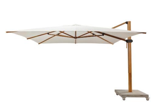 modern-teak-black-360-umbrella-cantilever-12x12-heavy-roll-base-high-wind-luxury-designer