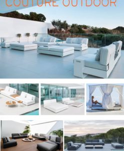 ARI SPECS 2020 combinations modern outdoor modular sofa seating lounge daybed teak hotel contract hospitality design