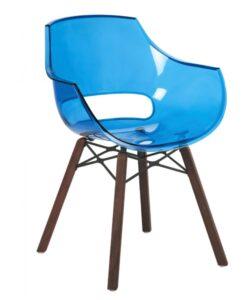 Austin Dowel Leg Molded Tub Chair