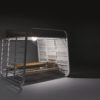 Auta Daybed White modern Picnic table multi fuctional picnic table chaise european design double chaise luxury miami east hampton