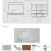 Auta daybed tear sheet Dimensions