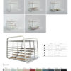 Auta daybed tear sheet details