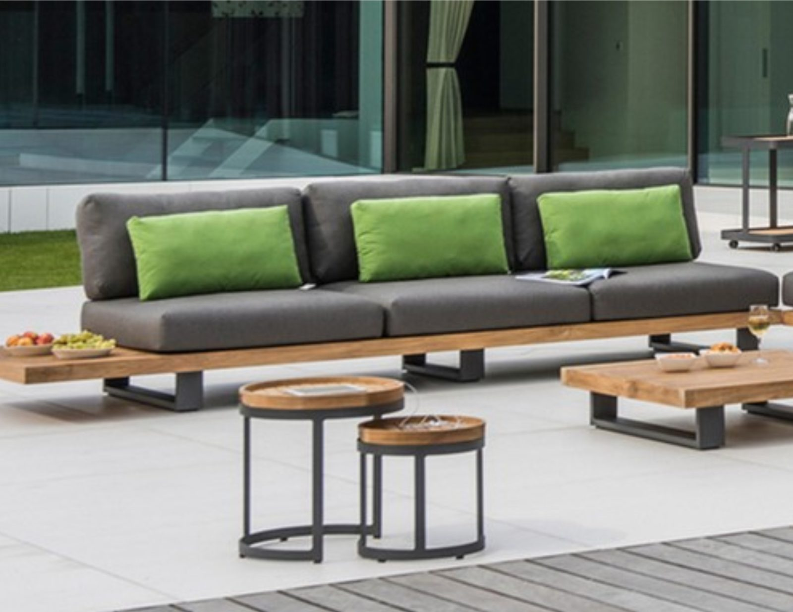 Aaron 3 Seater Sofa Urban Couture Outdoor