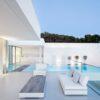 ari luxury european modern sectional sofa elements modular white contract hotel design