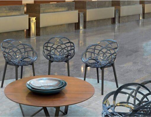 Aureole Designer Dining Chair